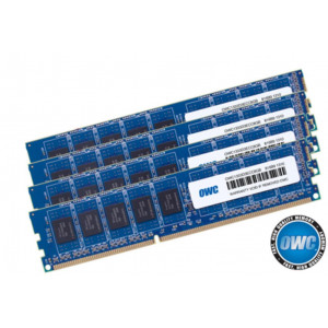 OWC Kit RAM 32GB (4x8GB) PC3-10600/1333MHz DDR3 ECC - per Mac Pro Early 2009-Mid 2010 e Xserve Early 2009