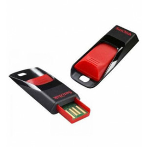 SanDisk flash drive USB 2.0 - 32GB - Cruzer Edge