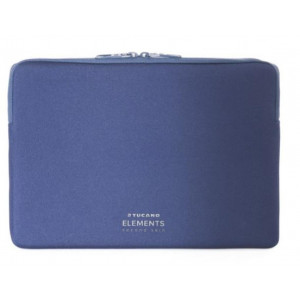 "Custodia in neoprene Tucano Elements Second Skin per MacBook Pro 15"" Retina - colore blu"