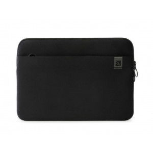 "Custodia in neoprene Tucano TOP Second Skin per MacBook Pro 13"" e Touch Late 2016 e New MacBook Air 2018 - colore nero"