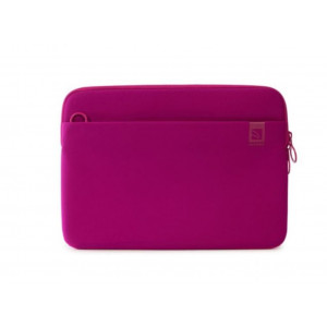 "Custodia in neoprene Tucano TOP Second Skin per MacBook Pro 15"" e Touch Late 2016 / Notebook 13"" e 14"" - colore fucsia"