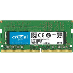 Crucial 8Gb DDR4 PC19200/2400Mhz CL17 260pin (2R8)