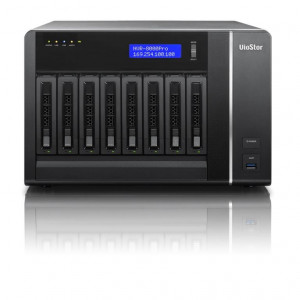 NVR QNAP 8 bay VioStor Tower VS-8148PRO+
