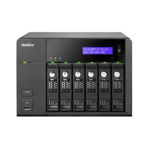 NVR QNAP 6 bay VioStor Tower VS-6120PRO+