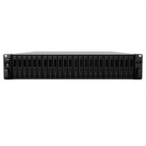"NAS Synology Rack FlashStation FS2017 (Senza HDD) - Supporta 24xHDD/SSD 2,5"" SAS/SATA 6Gb/s - consegnato senza rail kit"