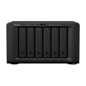 NAS Synology Tower DS3018XS (Senza HDD) - Supporta 6xHDD/SSD SATA 6Gb/s - 1x8GB DDR4 ECC SO-DIMM (Max 32GB)