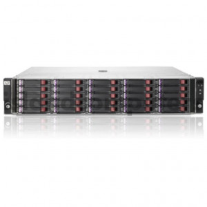 HP Storageworks D2700 Disk Enclosure - 25 bay LFF