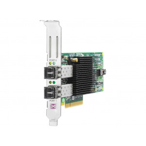 HP canale fibre Host Bus Adapter - 82E 8Gb Dual Port PCI-E FC HBA