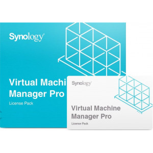 Synology Virtual Machine Manager PRO - 3 nodi - Licenza 1 anno