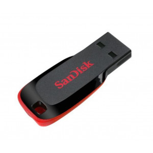 SanDisk flash drive USB 2.0 - 128GB - Cruzer Blade
