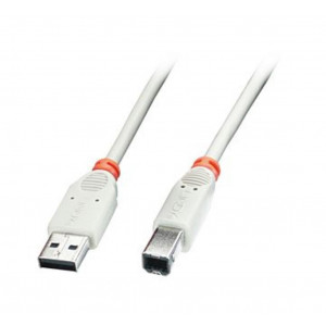 Cavo USB 2.0 Tipo A a B Anthra Line, 5m