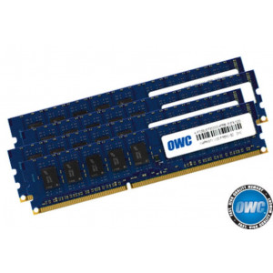 OWC Kit RAM 32GB (4x8GB) PC3-8500/1066MHz DDR3 ECC - per Mac Pro Early 2009-Mid 2010 e Xserve Early 2009