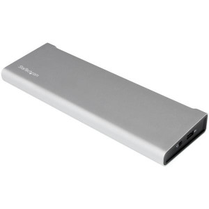 Docking station thunderbolt 2 - 2x displayport - con cavo tb - 4 x porte usb - 4 x usb 3.0 - ethernet - displayport - esata - s/pdif in