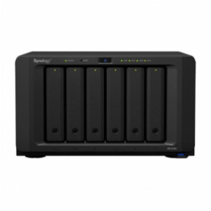 NAS Synology Tower DS1618+ (Senza HDD) - Supporta 6xHDD/SSD SATA 6Gb/s - RAM 8GB (2x4GB)