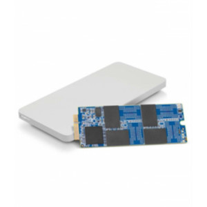 OWC Kit SSD Aura Pro 6G 500GB + box Envoy USB 3.0 per SSD Apple - Compatibile MacBook Pro Retina Display (2012 - Early 2013)