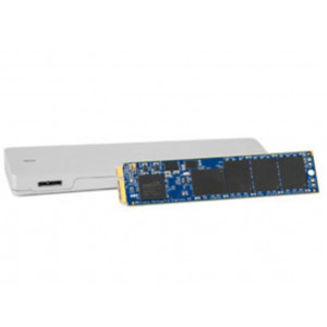 OWC Kit SSD Aura Pro 6G 250GB + box Envoy USB 3.0 per SSD Apple - Compatibile MacBook Air 2012