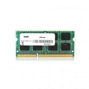 Memoria RAM SQP per Apple iMac - 8Gb - DDR4 - Sodimm - 2666 MHz - PC4-21300 - Unbuffered - 1R8 - 1.2V - CL19
