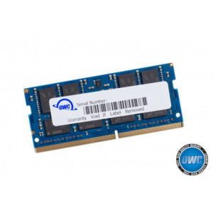 "OWC RAM 16GB (1x16GB) PC4-21300 2666MHz DDR4 SO-DIMM - per iMac Retina 5K 27"" Early 2019 e Mac Mini Late 2018"
