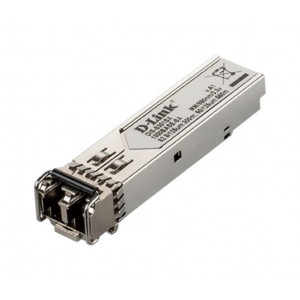 Transceiver mini-Gbic multimode SFP LC 1000Base-SX (550m) / Formato Industriale T° -40° à +85°