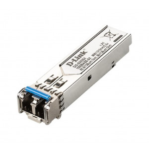 Transceiver mini-Gbic multimode SFP LC 1000Base-SX (2km) / Formato Industriale T° -40° à +85°