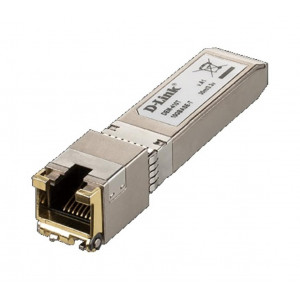 Transceiver mini-gbic SFP+ 10GBASE-T (30M 10Giga in Cat 6A/ 100M 1Gigabit in Cat 5E)