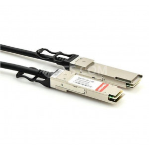 Cavo TWINAX 40Gb/s QSFP+ Direct Attach 0,5 Metri