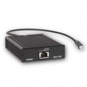 Sonnet Solo 10G Thunderbolt 2 a 1x 10GBASE-T Adattatore Ethernet