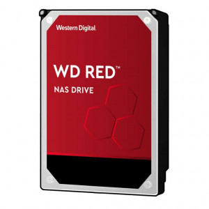 "Hard Disk Western Digital 3,5"" - capacità 1 TB - SATA 6Gb/s -5400 rpm IntelliPower - 64 MB Cache - Serie Red NAS"