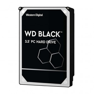 "Hard Disk Western Digital 3,5"" - capacità 1 TB - SATA 6Gb/s - 7200 rpm - 64 MB Cache - Serie Black"