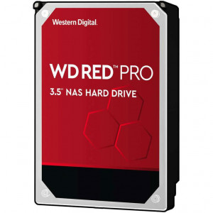 "Hard Disk Western Digital 3,5"" - capacità 2 TB - SATA 6Gb/s - 7200 rpm - 64 MB Cache - Serie Red Pro NAS"