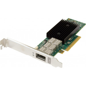 FastFrame Single Channel x8 PCIe Gen3.0 40Gb Ethernet Low Profile Direct Attach Copper