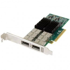 FastFrame Dual Channel x8 PCIe Gen3.0 40Gb Ethernet Low Profile Direct Attach Copper