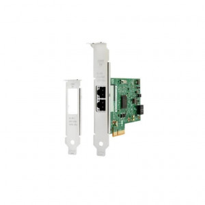 HP Intel Ethernet I350-T2 2-Port 1 GB NIC - Staffa profilo inclusa