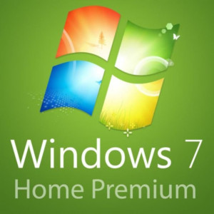Microsoft Windows 7 HOME PREMIUM DVD-OEM Italian 64bit