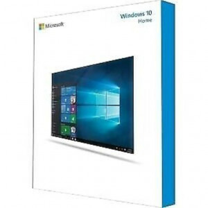 Microsoft Windows 10 HOME DVD-OEM Italian 64bit