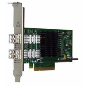 Scheda Ethernet 10Gb dual port SFP+ SR Chipset INTEL