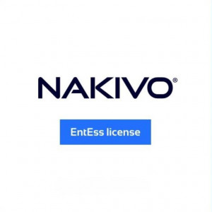NAKIVO Backup & Replication Pro Essentials - 5 Year Per-machine Subscription. Maximum of 30 Machines per Organization.