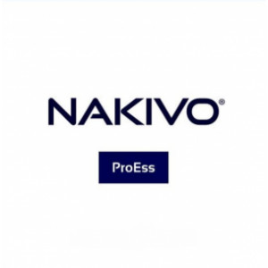 NAKIVO Backup & Replication Pro Essentials - 3 Years Per-machine Subscription. Maximum of 30 Machines per Organization.