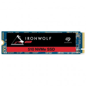 SSD M.2 2280 240GB - PCIe - NVMe - 1 DWPD - Seagate IronWolf 510 SSD