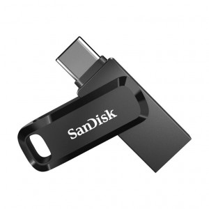 Chiavetta Sandisk Ultra Dual Drive Go Type-C - PenDrive USB 3.0/3.1 Type-C - 64GB