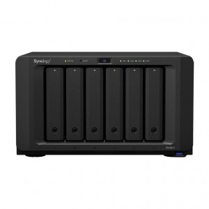 NAS assemblato  Synology Tower SY-DS1621+ 84TB (6x14TB)  con HDD NS