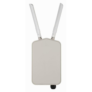 D-Link Access Point Unifié WiFi - AC1300 Extérieur IP67 Wave 2 PoE+ 802.3af Dual-Band simultaneo - 1x Gbit