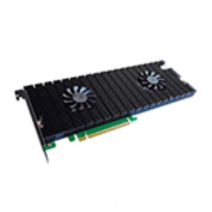 HighPoint SSD7140, PCIe 3.0x16, 8 emplacements M.2 Nvme,