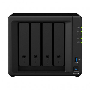 NAS assemblato  Synology Tower DS920+ 32TB (4x8TB) con HDD  Synology