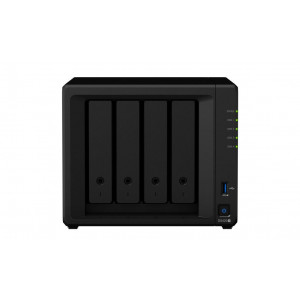 NAS assemblato  Synology Tower  DS420+ 48TB (4x12TB)  con HDD Synology
